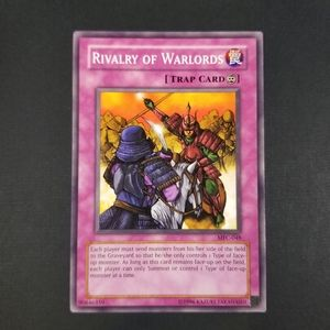 Yugioh Rivalry of Warlords MFC-048 Card